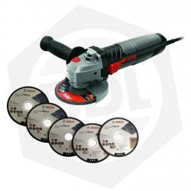 Amoladora Angular Skil 9004 JT + 5 Discos