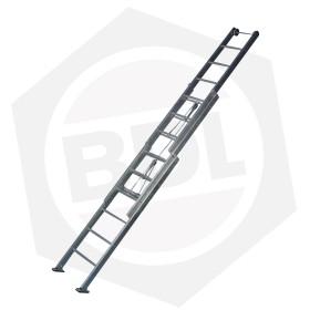 Escalera de Aluminio Extensible FERPAK - 13 / 26 escalones