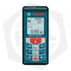 Medidor de Distancia Láser Bosch GLM 80